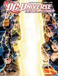 DC Universe: Last Will and Testament