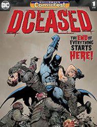 DCeased Halloween ComicFest Special Edition