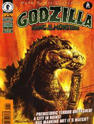 Dark Horse Classics: Godzilla - King of the Monsters