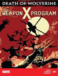 Death of Wolverine: The Weapon X Program