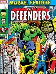 Defenders: Marvel Feature #1: Facsimile Edition