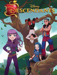 Descendants: Twisted Field Trip