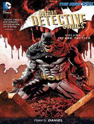 Detective Comics: Scare Tactics