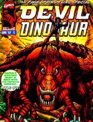 Devil Dinosaur Spring Fling