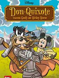 Disney Don Quixote, Starring Goofy and Mickey Mouse