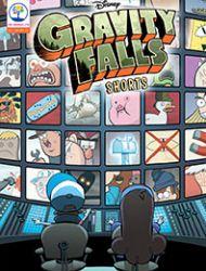 Disney Gravity Falls Shorts Cinestory Comic