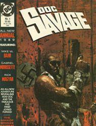 Doc Savage Annual