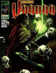 Doctor Voodoo: The Origin of Jericho Drumm
