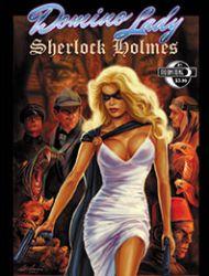 Domino Lady/Sherlock Holmes