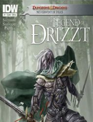 Dungeons & Dragons: The Legend of Drizzt: Neverwinter Tales
