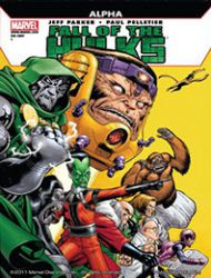 Fall of the Hulks: Alpha