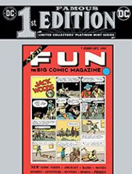 Famous First Edition: New Fun #1 C-63