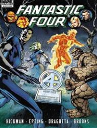Fantastic Four By Jonathan Hickman Omnibus