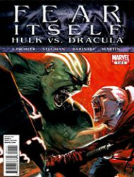 Fear Itself: Hulk vs. Dracula