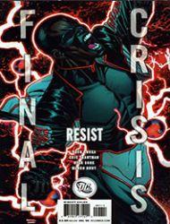 Final Crisis: Resist