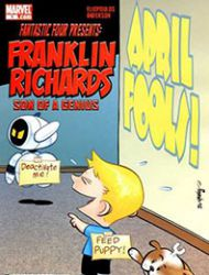 Franklin Richards: April Fools