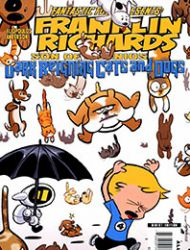 Franklin Richards: Dark Reigning Cats And Dogs