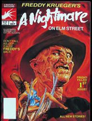 Freddy Krueger's A Nightmare on Elm Street