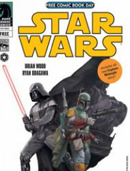 Free Comic Book Day: Avatar - The Last Airbender/Star Wars and Captain Midnight