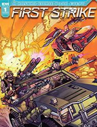 G.I. Joe First Strike