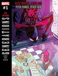 Generations: Miles Morales Spider-Man & Peter Parker Spider-Man