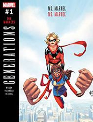 Generations: Ms. Marvel & Ms. Marvel
