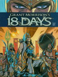 Grant Morrison's 18 Days (2015)