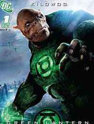Green Lantern Movie Prequel: Kilowog