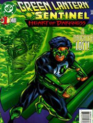 Green Lantern/Sentinel: Heart of Darkness