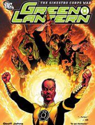 Green Lantern Sinestro Corps Special