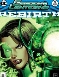 Green Lanterns: Rebirth