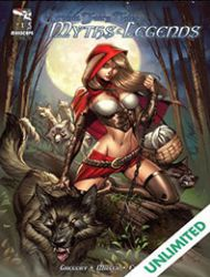 Grimm Fairy Tales: Myths & Legends