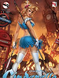 Grimm Fairy Tales presents Cinderella: Age of Darkness