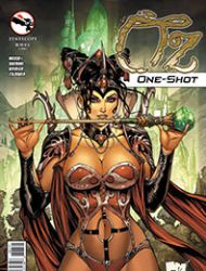 Grimm Fairy Tales presents Oz: Age of Darkness