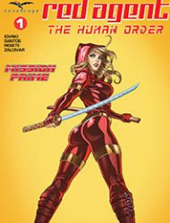 Grimm Fairy Tales presents Red Agent: The Human Order
