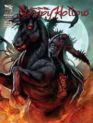 Grimm Fairy Tales presents Sleepy Hollow