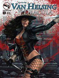 Grimm Fairy Tales presents Van Helsing vs. Dracula