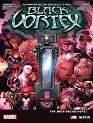 Guardians of the Galaxy and X-Men: The Black Vortex Alpha