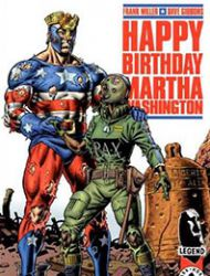 Happy Birthday Martha Washington