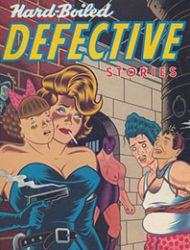 Hard-Boiled Defective Stories