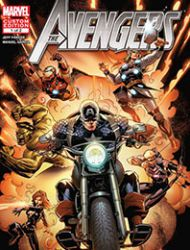 Harley-Davidson/Avengers