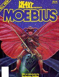Heavy Metal Presents Moebius