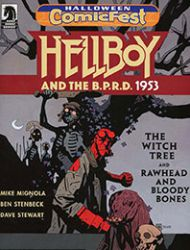 Hellboy and the B.P.R.D. 1953: Halloween ComicFest