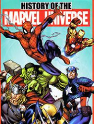 History of the Marvel Universe (2012)