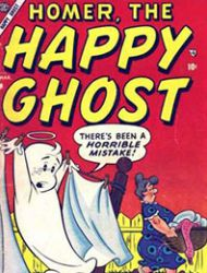 Homer, the Happy Ghost