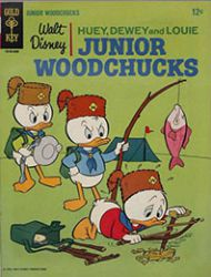 Huey, Dewey, and Louie Junior Woodchucks