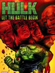 Hulk: Let the Battle Begin
