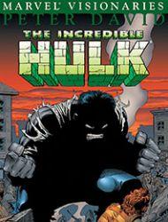 Hulk Visionaries: Peter David