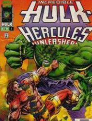 Incredible Hulk: Hercules Unleashed