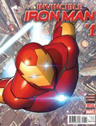 Invincible Iron Man (2015)